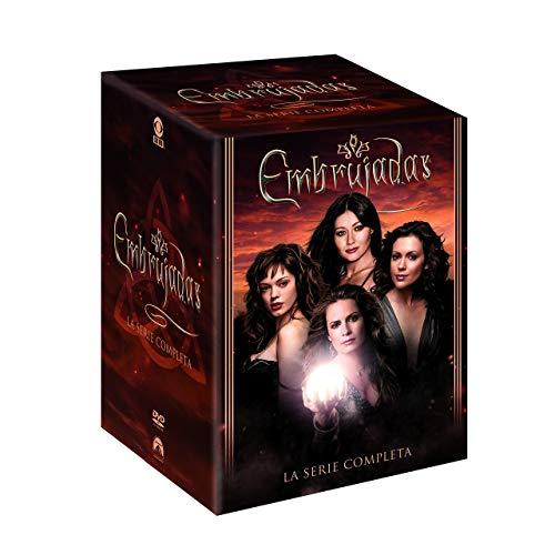 Charmed (megapack serie completa) (EMBRUJADAS - DVD - SERIE COMPLETA, Spanien Import, siehe Details für Sprachen)