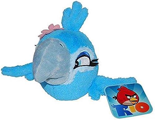 Angry Birds Rio 16  Deluxe Plush  Jewel Bird
