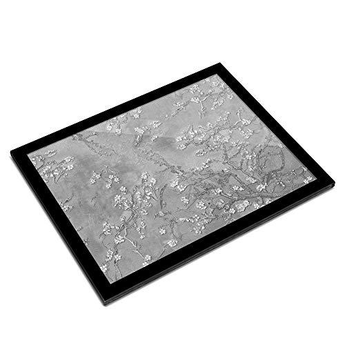 Destination Vinyl Ltd 37245 - Lámina de papel fotográfico satinada (280 x 42 cm), diseño de flores de almendras y flores