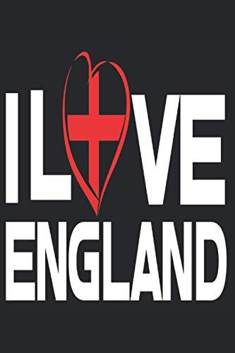 England Notizbuch: England Notizbuch A5 Punktraster - zum planen, organisieren und notieren