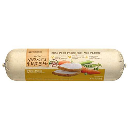 Freshpet, Dog Food Natures Fresh Chicken Recipe, 32 Ounce