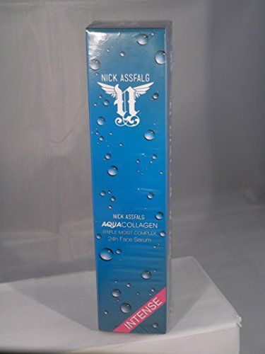Nick Assfalg Aqua Collagen 24hFace Serum Intense