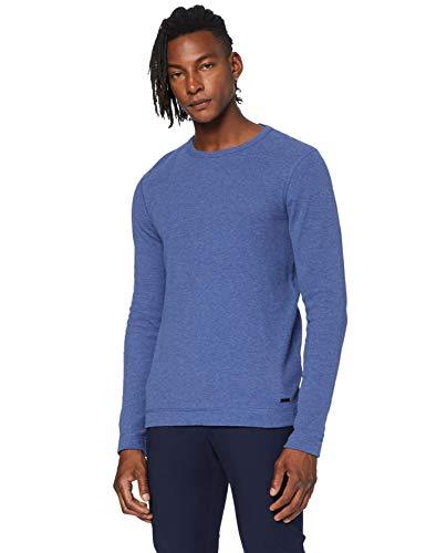 BOSS Herren Tempest Sweatshirts, Bright Blue (435), XL EU