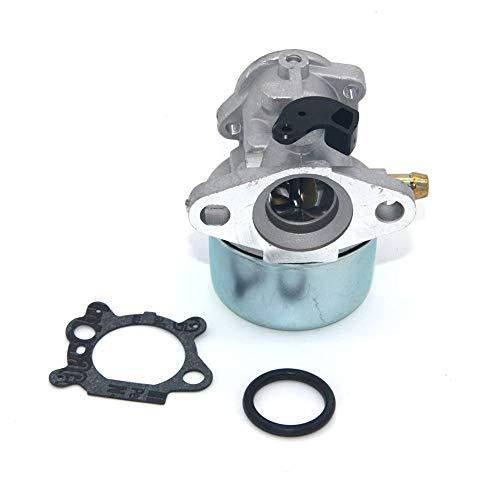 Accesorios Para Cortacéspedes Carburador Junta Compatible con Briggs & Stratton 799868 799872 790821 498170 498170 497586 498254 497314 497347 50-657 Motor Parts Carb Accesorios para herramientas de j