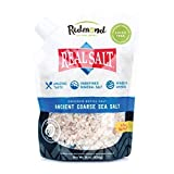 Redmond Real Salt- Nature's First Sea Salt- Coarse Salt- Grinder Refill Pouch (1 Pack)