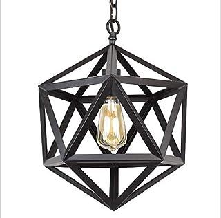 SXXYTCWL Pendentif Moderne Light Lustre de Style Industriel Vintage, éclairage de Style Industriel for entrée, Couloir et ...