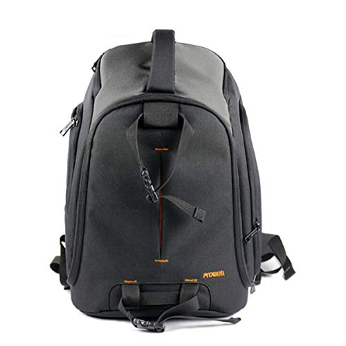 WCHAOEN Diebstahlsicherung Kamera Rucksack Motorrad wasserdichte Reisetasche für DSLR/Canon/Nikon Ersatzteile