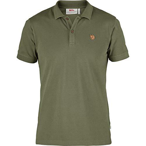 Photo of FJALLRAVEN Men's Övik Polo Shirt M T, Verde, XL