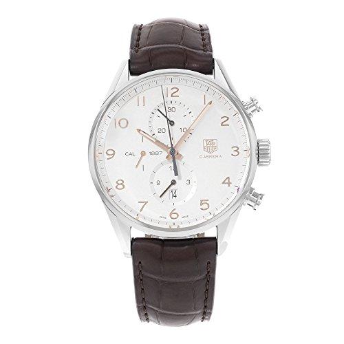 TAG Heuer Carrera CAR2012.FC6236 reloj automático de los hombres de acero inoxidable