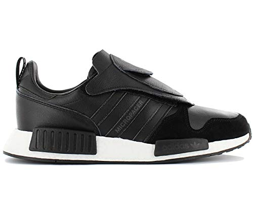 adidas Micropacer x R1 Never Made - Triple Black - 43 1/3 EUR · 9 UK