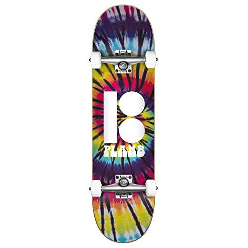 Plan B Team Spiral 7,75 Zoll Skateboard Complet – 7,75 Zoll