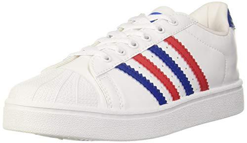 Sparx Men's SM-631 White Royal Blue Sneaker-9 UK (43 1/3 EU) (SD0631GWHRB0009)