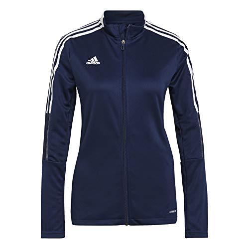adidas GK9663 TIRO21 TK JKT W Jacket Women's Team Navy Blue L