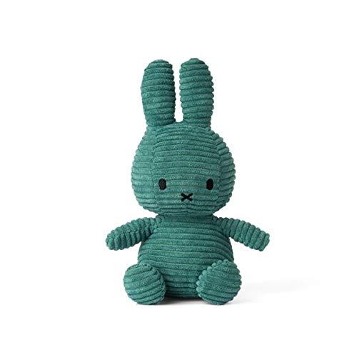 Diverse Miffy Cord-Plüschfigur (24cm) [grün]