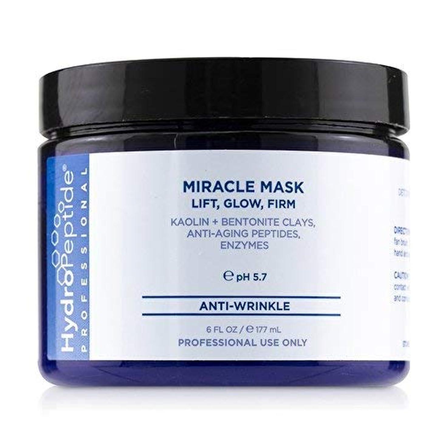 アルファベット順名詞コンデンサーハイドロペプチド Miracle Mask - Lift, Glow, Firm (pH 5.7) (Salon Size) 177ml/6oz並行輸入品