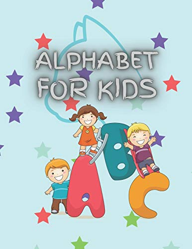 Alphabet for kids: Ages 4_8 preschoolers origami letter tracing book exercise for kids alphabet writing partice.