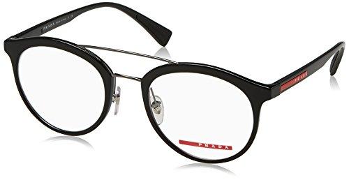 Óculos masculinos PS 01HV da Prada Linea Rossa 50 mm