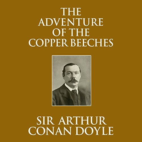 The Adventure of the Copper Beeches copertina