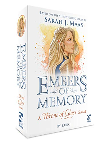 Embers of Memory: A Throne of Glass Game (Throne of Glass)