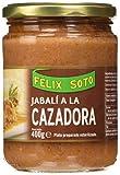 Félix Soto, Conserva de carne de cerdo (Jabalí a la Cazadora) - 400 gr.