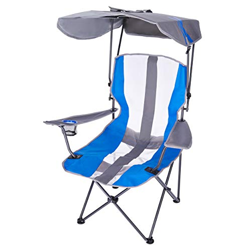SwimWays Kelsyus Original Foldable Canopy Chair for Camping, Tailgates, and Outdoor Events,...
