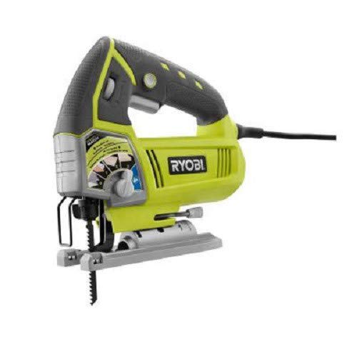 Ryobi ZRJS481LG 4.8 Amp Variable-Speed Orbital Jigsaw (Renewed)