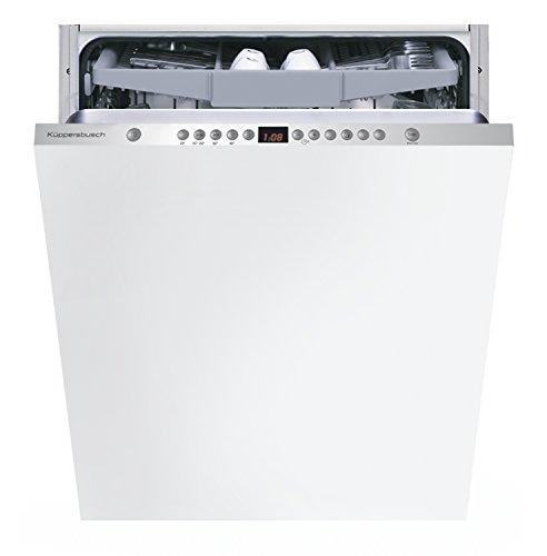 Küppersbusch IGVS 6509.3 Geschirrspüler, komplett integriert, 13 Maßgedecke, A++, maximale Größe (60 cm), Edelstahl, Tasten, 1,7 m, 1,5 m)