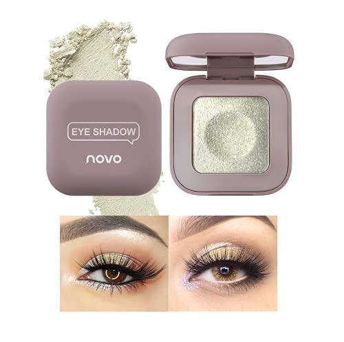 Onlyoily Sombra de ojos brillante- Paleta de maquillaje portátil (03#)