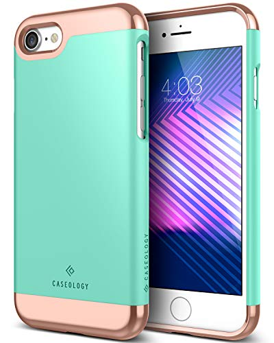 caseology iphone 6 plus Caseology Savoy for Apple iPhone 6S Plus Case (2015) / for iPhone 6 Plus Case (2014) - Mint Green