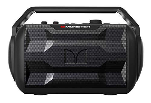 Monster NOMAD Portable Indoor/Outdoor Water Resistant...