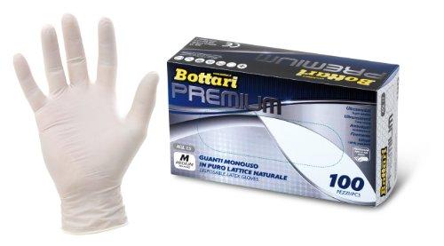 Bottari 100Handschuhe Latex