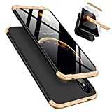 Xiaomi Redmi Note 6 Pro Case, Laixin Protection 3 in 1 Slim