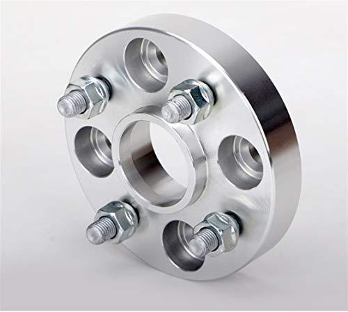 15mm PCD Adattatori HUB 4x100 Stance M14 57.1 M12 a 5x100 57.1