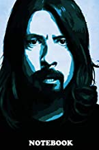 Notebook: Dave Grohl , Journal for Writing, College Ruled Size 6