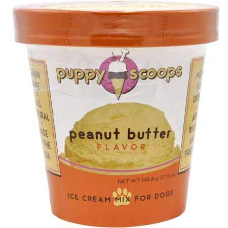 Puppy Cake Puppy Scoops Ice Cream Mix for Dogs:...