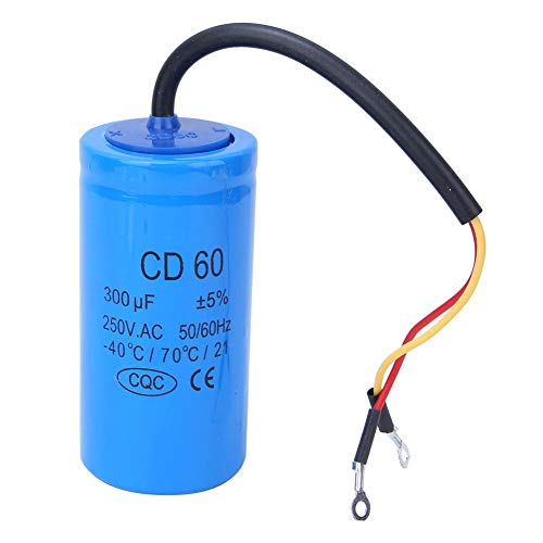 Condensador de Conmutación, Accesorio para Electrodomésticos a Prueba de Explosiones CD60 250V 300uf