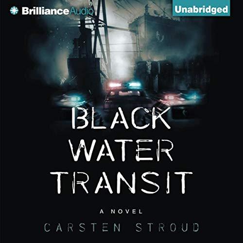 Black Water Transit audiobook cover art
