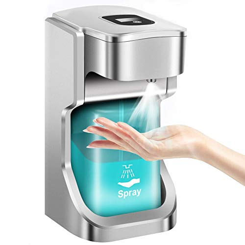 dispensador de gel hidroalcoholico manual Marca jojobnj