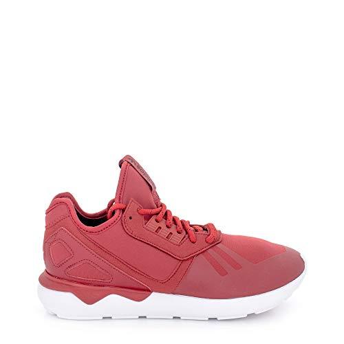 adidas Herren Tubular Runner Sneaker, rot, 44 2/3 EU