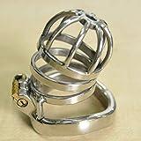 KYCD Jungfrau-Verschlusshose Aus Metall, Gebogener Sprengring (größe : 40MM)