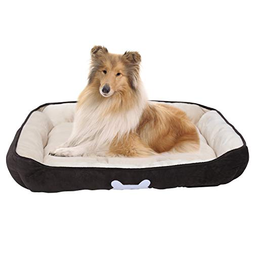 HappyCare Textiles Dog and Pet Bed