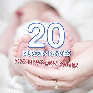 #20 Soothing Nursery Rhymes for Newborn Babies