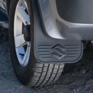 Suzuki Schmutzfänger Set flexibel Jimny vorn (990E0-76J20-000)