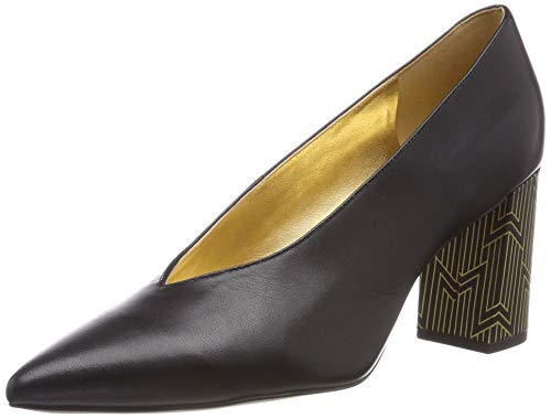 Michael Kors Damen Mkors Cambria Pump Pumps, Schwarz (Black 001), 39 EU