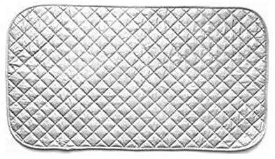 XIUYU Caso de la Cubierta Tabla de Planchar Plegable Portable for el hogar Pads Planchado de la Ropa de Planchado de Tabla de Planchar reemplazo Viaje de Planchado Pad