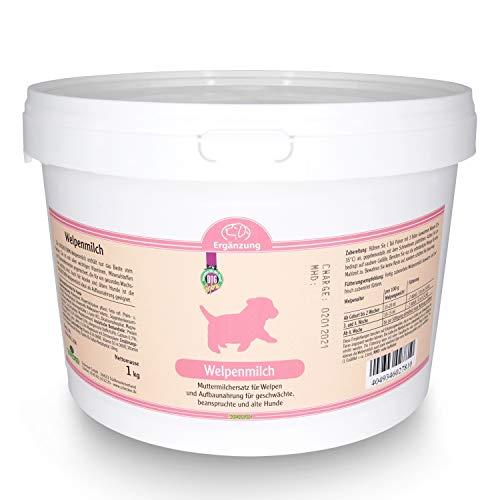 Schecker Dogreform Lait pour chiot, Remplacement du lait maternel, digestion facile, favorise la croissance et la santé du chien