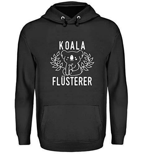 Chorchester koala-fluisteraar voor koala-beer-fans - Unisex capuchontrui hoodie