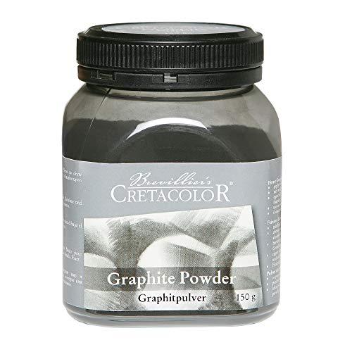 Cretacolor Graphite Powder 150G Jar by Cretacolor