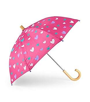 Hatley Girls  Little Printed Umbrellas Sweethearts One Size