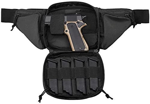 Concealed Pistol Cases ,Multipurpose Carry Gun Holster...
